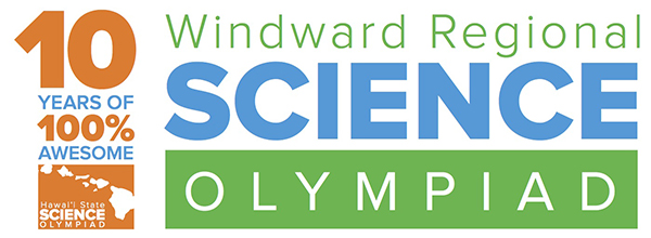 Windward Science Olympiad 10 Years of Awesome